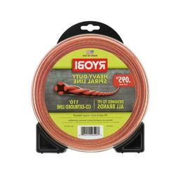 0.095 in. x 110 ft. Heavy-Duty Spiral Gas Trimmer Line Weed