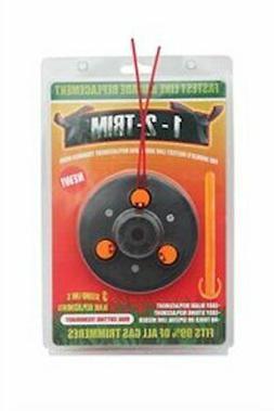 1-2-Trim Blade & Line Gas Trimmer Universal WeedEater Head R