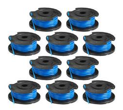 Weed Eater 10 Pack Of Genuine OEM Replacement Spools # 96670