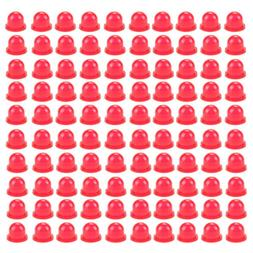 100 x RED PRIMER BULB FOR WALBRO POULAN CRAFTSMAN WEED EATER