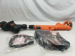 "13"" Weed Eater String Trimmer Lawn Black And Decker Edger Gr"
