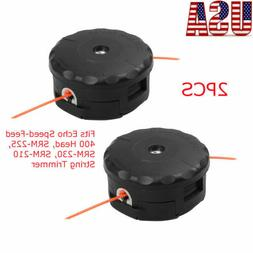 2 Speed Feed 400 Trimmer Head for Shindaiwa Weed Eater SRM-2