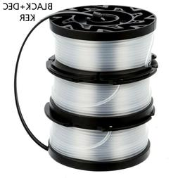 3 Pack-30ft Replacement Weed Eater Trimmer Grass String Spoo