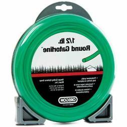 "306 Ft .065"" Oregon Gatorline Trimmer Line Spool Refill Cutt"