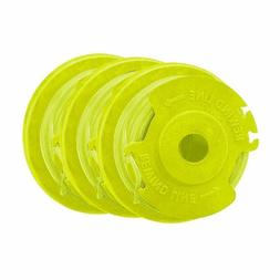 3pcs String Trimmer Spool Line Replacement For Ryobi Weed Ea
