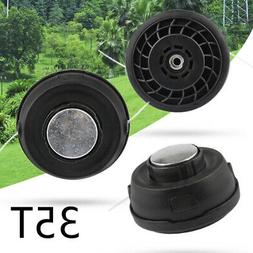 3Pcs T35 String Trimmer Head For Husqvarna Weedeater Cutter
