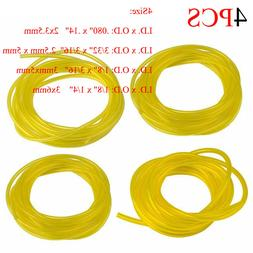 4 Size Fuel Line Hose 16 Feet Petrol Tubing Chainsaw Common