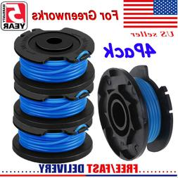 4X Weed Eater Replacement Spool For Greenworks 21332 16ft 0.