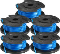 Weed Eater 5 Pack Of Genuine OEM Replacement Spools # 966709