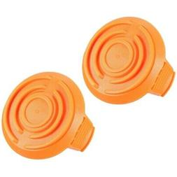 50006531 2 Pack Spool Cap Covers for WORX Cordless Trimmers