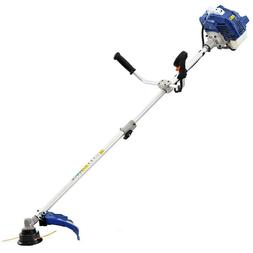 52cc 2 Stroke 2 in 1 Straight Shaft Brush Cutter and String