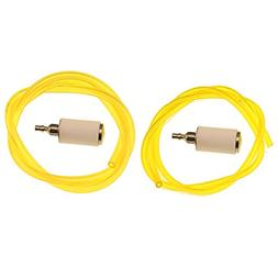 HIPA 530069599 Fuel Line with 530095646 Fuel Filter for Poul