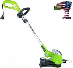"""Adjustable Corded 15"""" Electric Trimmer Edger Weed Eater Gras"""