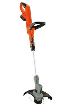 Battery Powered Weedeater Weed Wacker String Trimmer Edger B