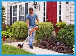 Black And Decker 20v Cordless Grass Lawn Trimmer Edger Weed
