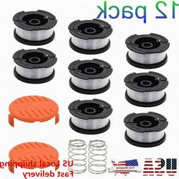 Black Decker Trimmer Replacement Spool Line String AFS Weed
