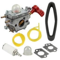 Carburetor Air filter for 753-06288 Sear Craftsman 27cc Weed