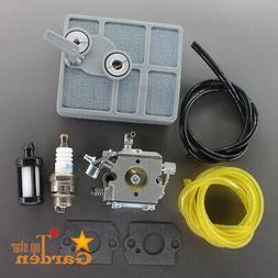 Carburetor Kit For Stihl 030 031 AV 031AV Weed Eater LT7000