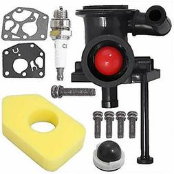 Carburetor Kit For Weed Eater Mower 3.5 HP Briggs Stratton E