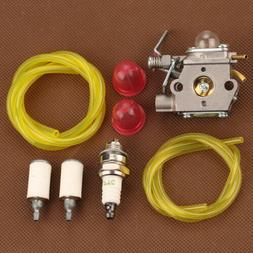 Carburetor kit For Weed Eater PE550 GE21 Gas Edger Trimmer W