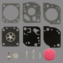 Carburetor Repair Kit For Poulan Weed Eater PP025 PP25E PP26