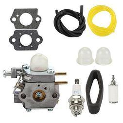 Carburetor Spark Plug For Craftsman Murray M2500 M2510 Weede