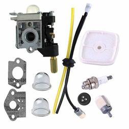 Carburetor Tool Tune Up Fuel Line Kit Gasket Trimmer Parts F