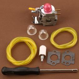 Carburetor Trimmer Kit For Poulan Weed Eater Featherlite FL2