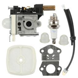 Carburetor Tune Up Fuel Line Kit Gasket Trimmer Parts For Ec