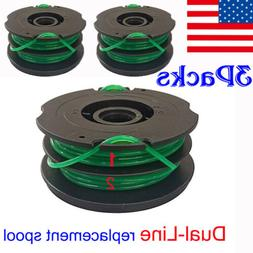 Dual-Line Spool Replacement Parts for Black & Decker Trimmer