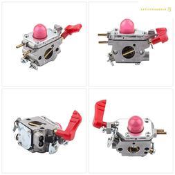 Dxent C1U-W43 Carburetor w Fuel Filter for Poulan Weedeater