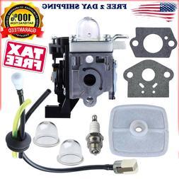 Echo Weed Eater Carburetor Tool Tune Up Fuel Line Kit Gasket