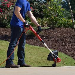 15in Craftsman Electric Corded Grass Trimmer Brush Yard Debr