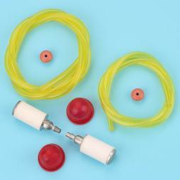 Fuel Line & Fuel Filter Kit For Poulan 530069216 Craftsman W