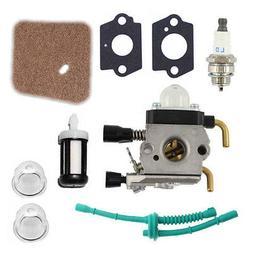 Fuel Line Carburetor Carb Kit for STIHL FS38 FS45 FS55 Strin