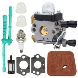 Fuel Line Carburetor kit For ZAMA C1Q-S66 STIHL FS38 FS45 FS