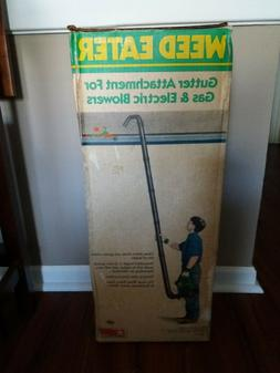 Weed Eater GA-1900 Gutter Attachment New Old Stock 1989