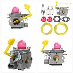 HIPA WT-847 Carburetor with Fuel Line Filter Spark Plug for