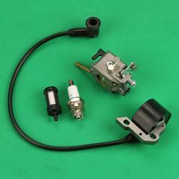 Ignition Coil Carburetor fit  Stihl FS160 FS220 FS280  Weede