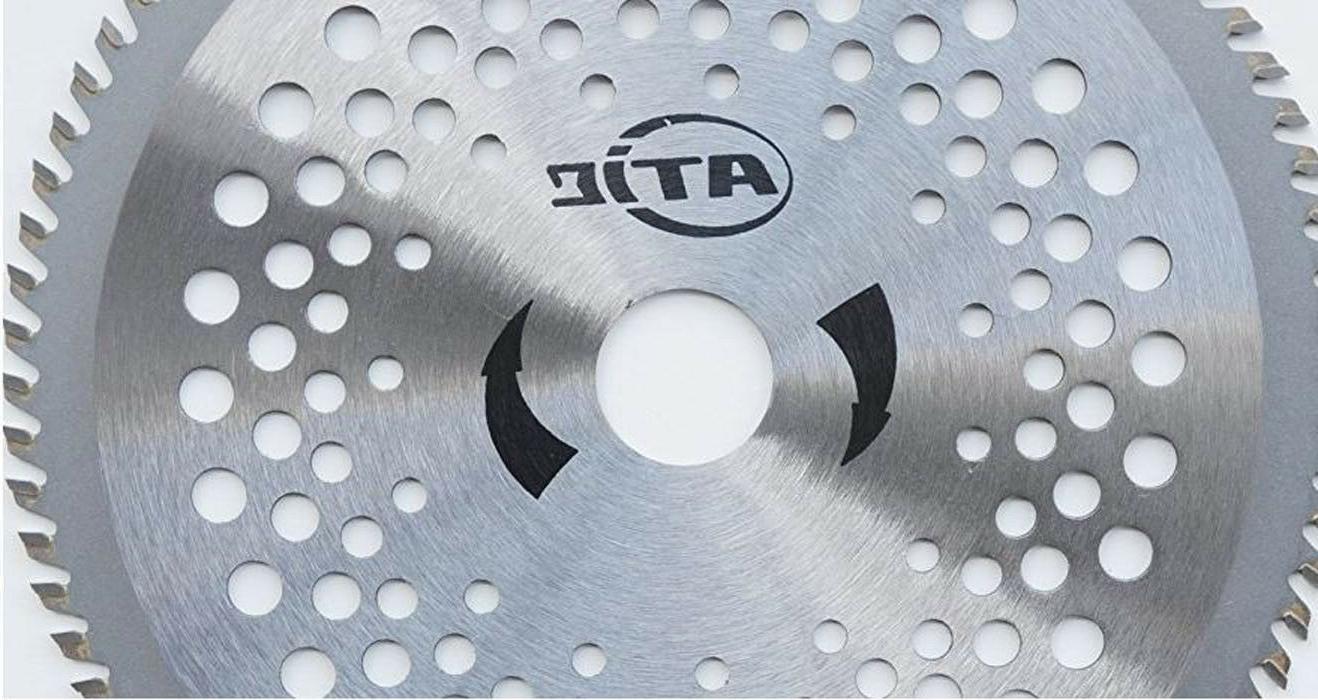 "10"" Universal Carbide Tip Trimmer, WeedEater Blade"