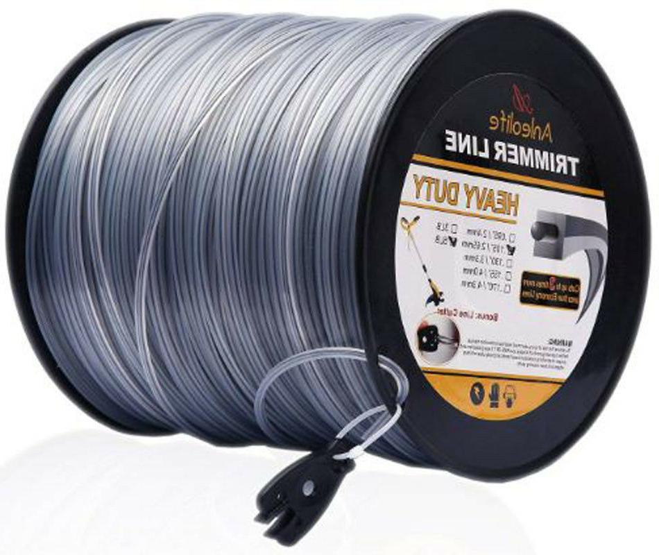 ".105"" 5-Lbs 1038-Feet Heavy-Duty String Trimmer Line for Sti"