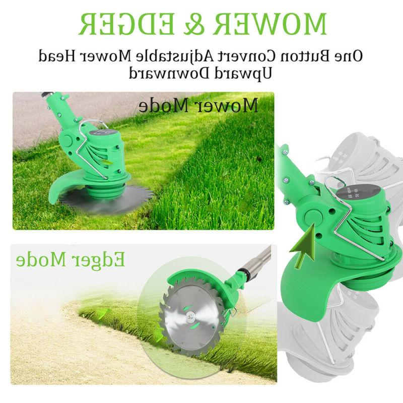 3 IN Li-ion Lawn Trimmer Eater