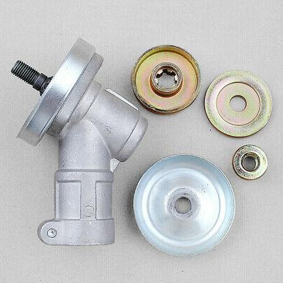 1pc Replacement Gear Head For String Trimmer Brush Cutter We