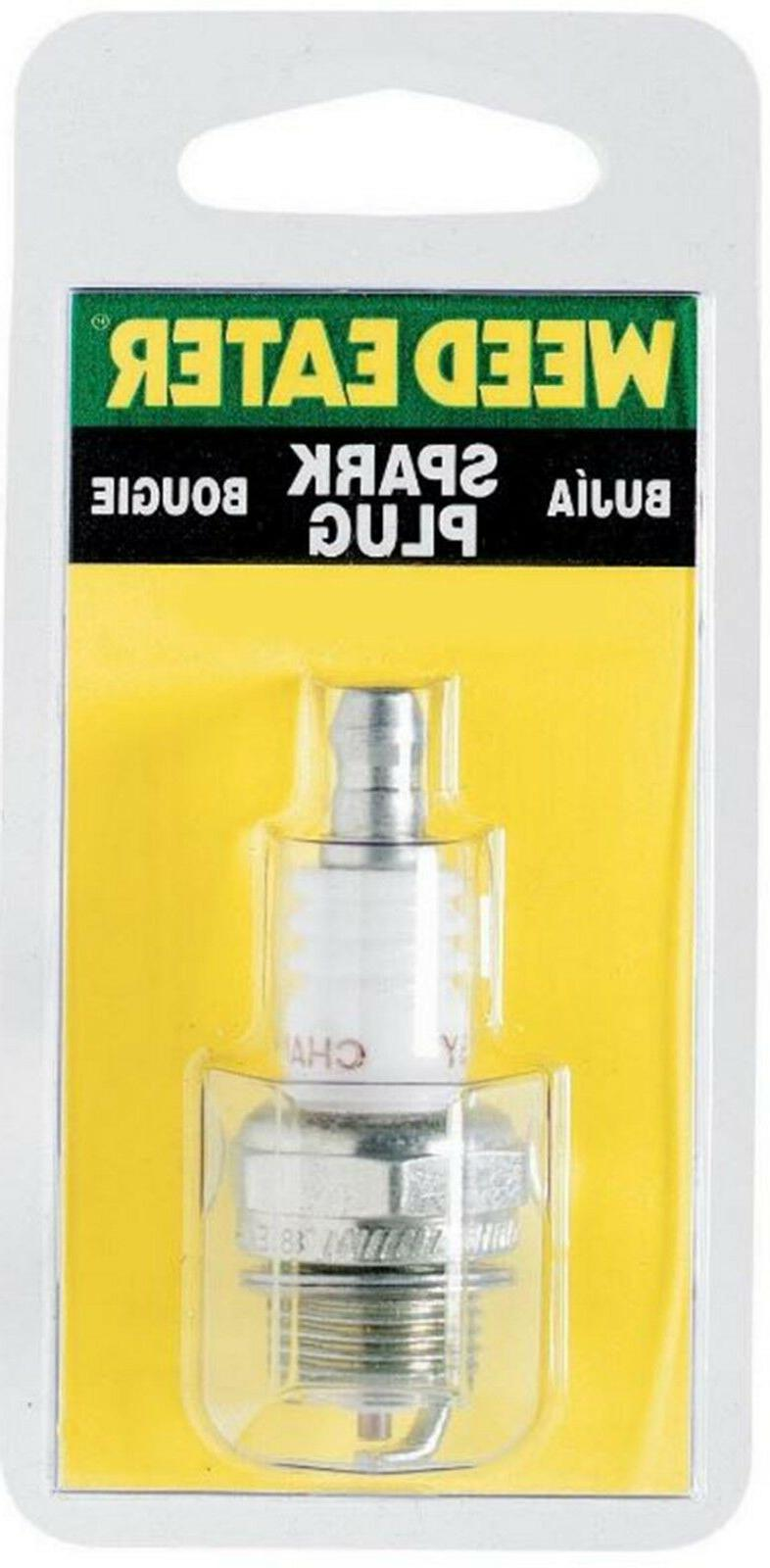 Weed Eater 952030249 Sparkplug for Poulan Pro Gas String Tri