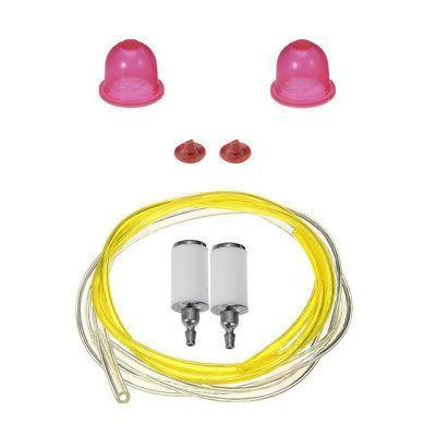 Fuel Filter Line Hose Primer Bulb F Poulan Craftsman Weed Ea
