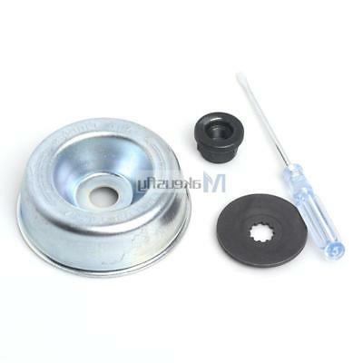 blade adapter maintenance kit washer rider plate