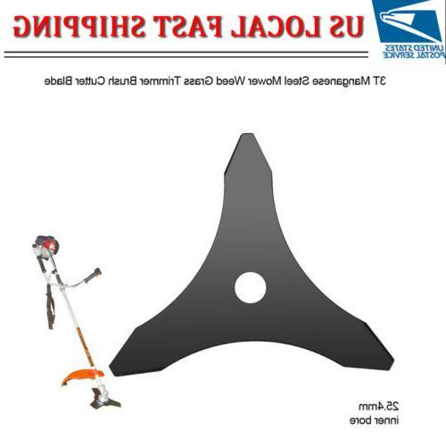 brush cutter blade 3t manganese steel mower