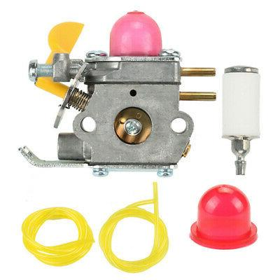Carburetor Carb Primer Bulb Oil Pipes Replacement For Crafts