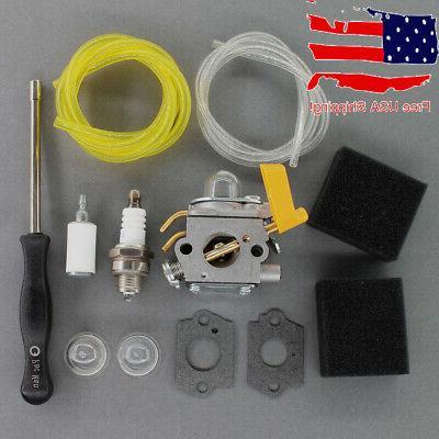 C1U-H60 Carburetor & Tool For Zama Homelite Poulan Weedeater