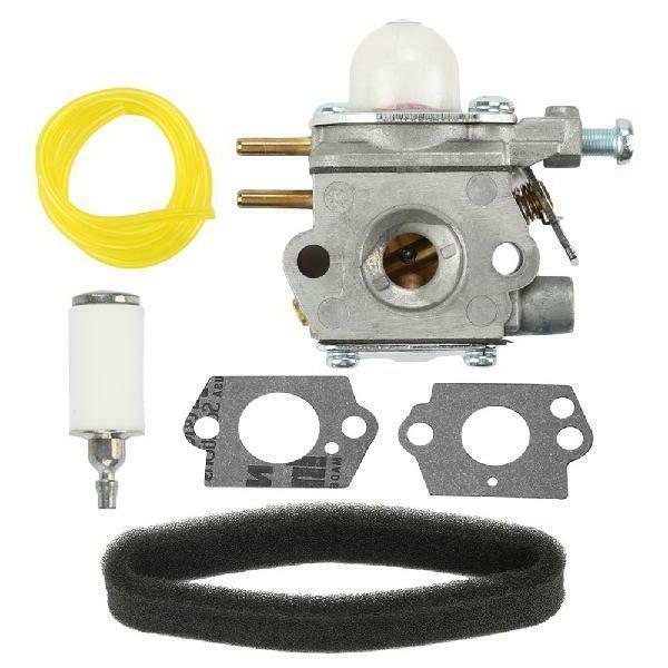 Hipa Carburetor Bolens Bl110 Bl425 Craftsman Troybilt Weedeater Replac